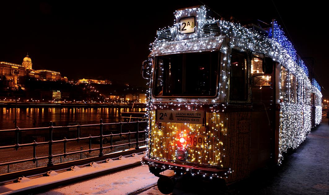 Βουδαπέστη - Xριστούγεννα / Πρωτοχρονιά / Θεοφάνεια