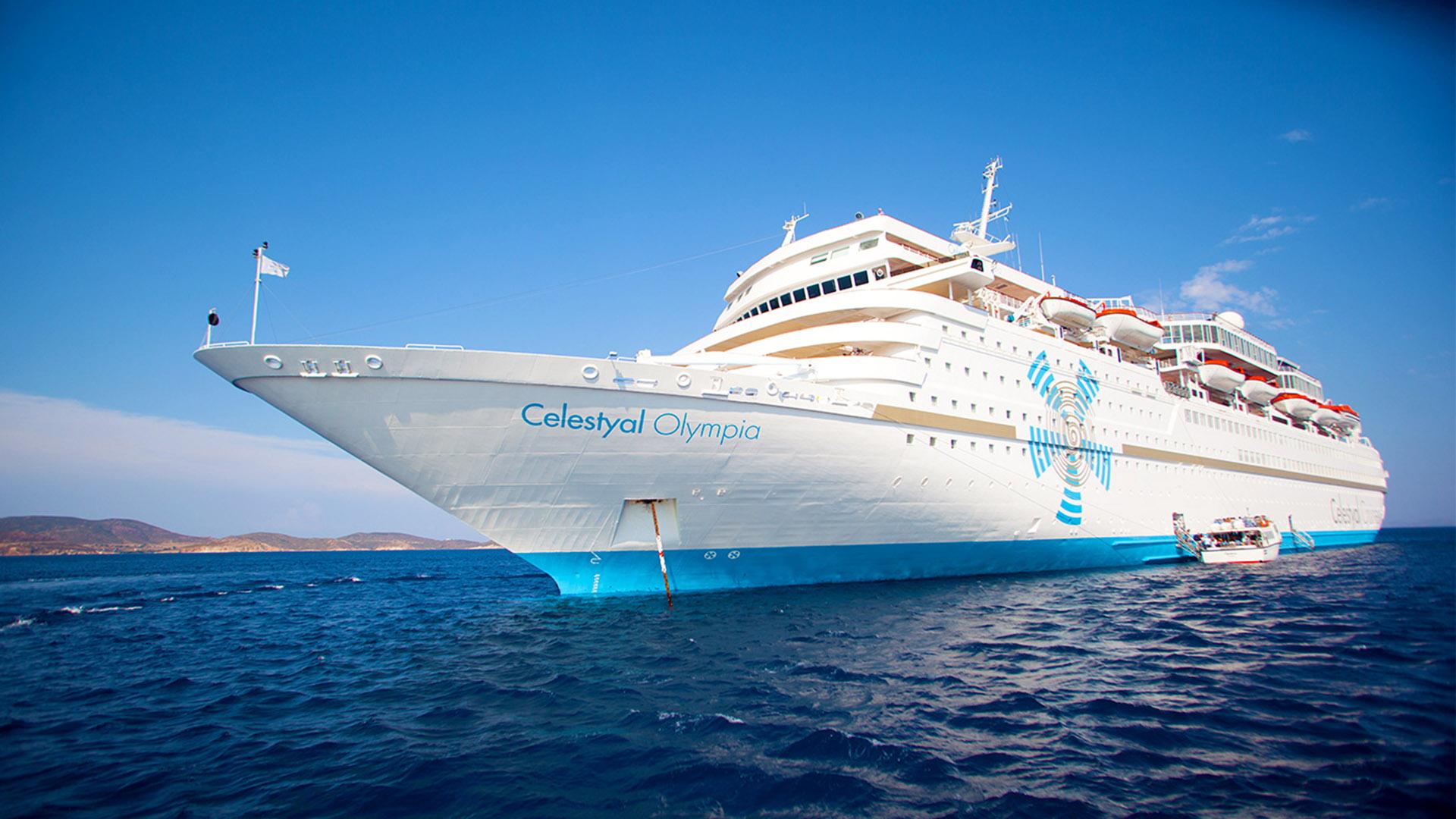 Cruises in Greek Islands