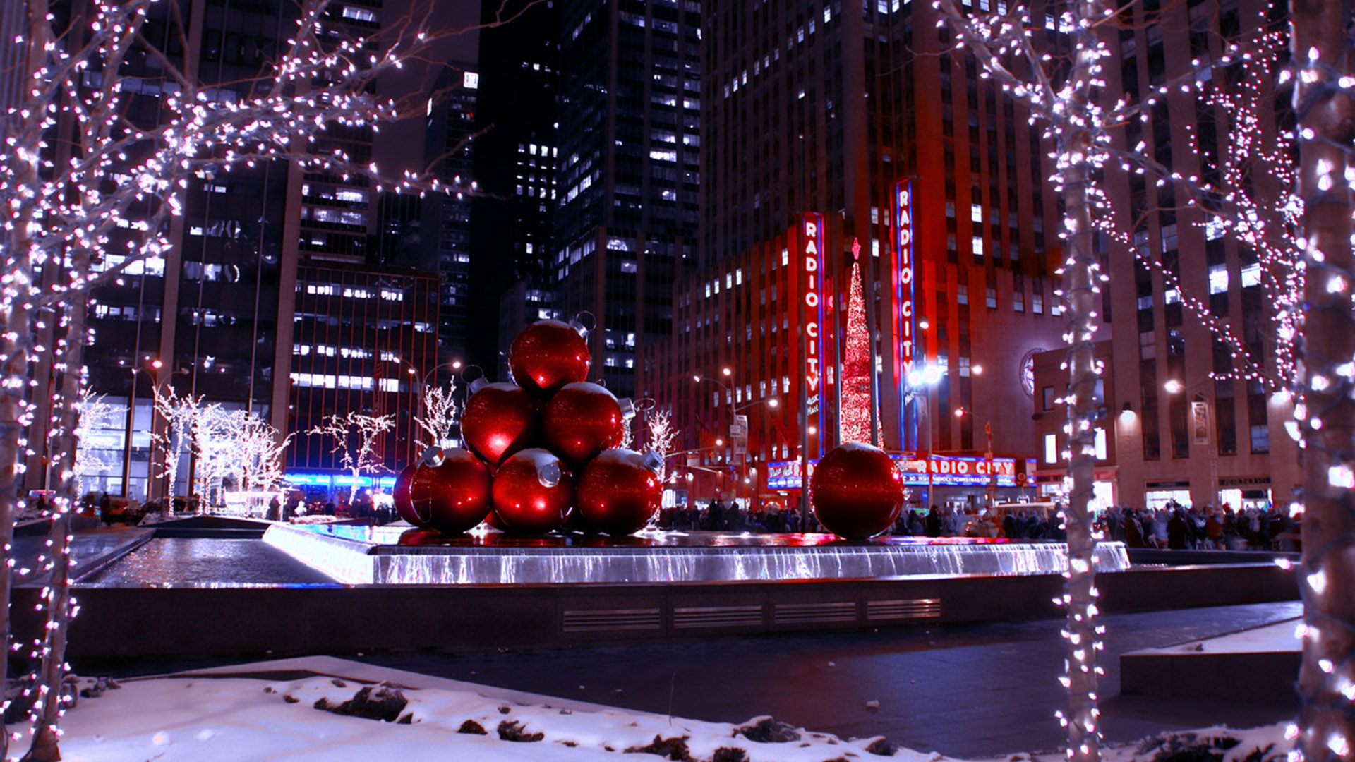 Νέα Υόρκη - Χριστούγεννα / Πρωτοχρονιά / Θεοφάνεια