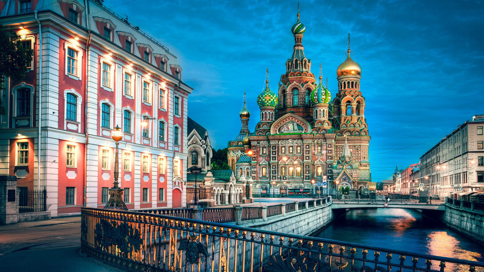 Καλοκαίρι 2019 - Μόσχα / Αγία Πετρούπολη
