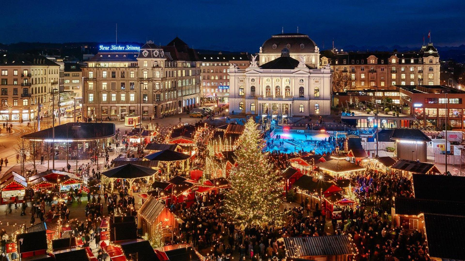 Glamour Ελβετία - Χριστούγεννα